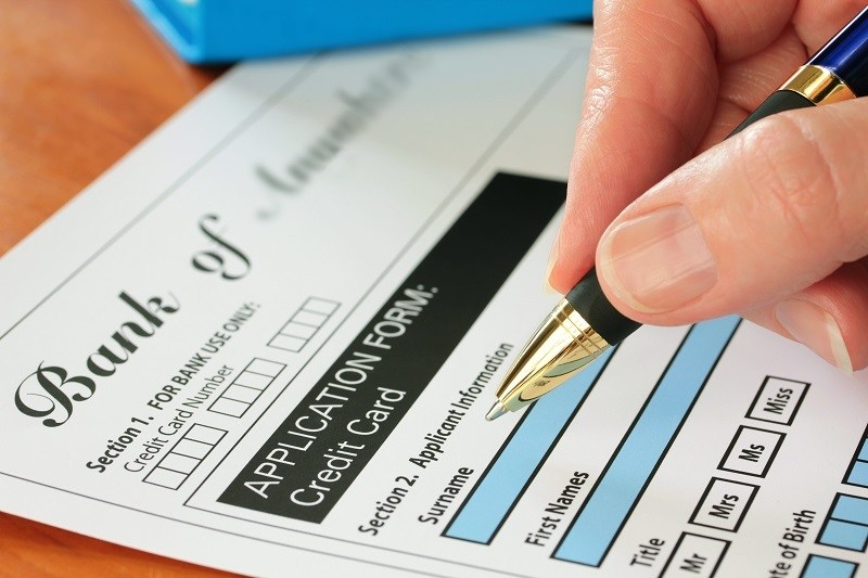 Applying For A Credit Card